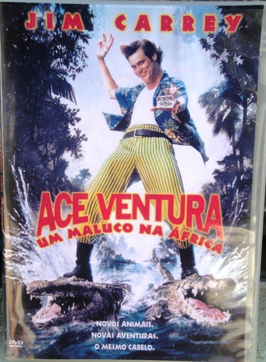 Ace Ventura 2 - Um Maluco Na Africa - R$ 30,00 em Mercado Livre