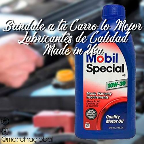 aceite 10w30 semisintetico mobil special oferta 38 la caja