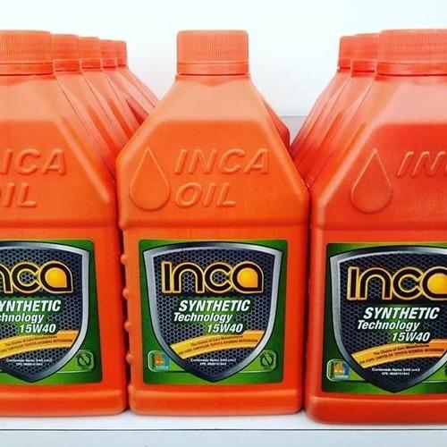 aceite 15w40 semisintetico inca sellado