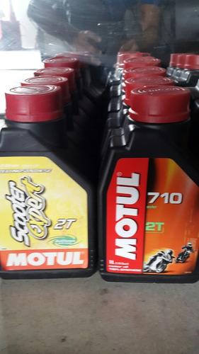 aceite 2 tiempos motul