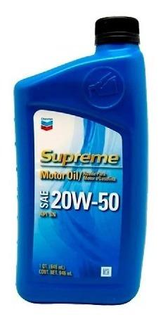 aceite 20w50