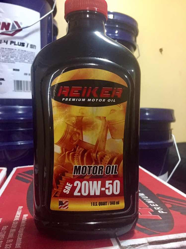 aceite 20w50 mineral