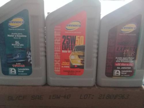 aceite 25w50 mineral v3noco totalmente sellado