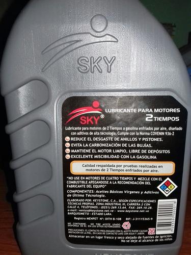 aceite 2tiempos sky