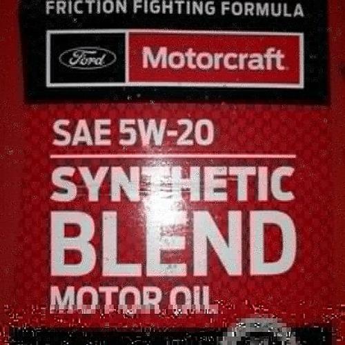 aceite 5w20 semi sintético motorcraft explorer 2011