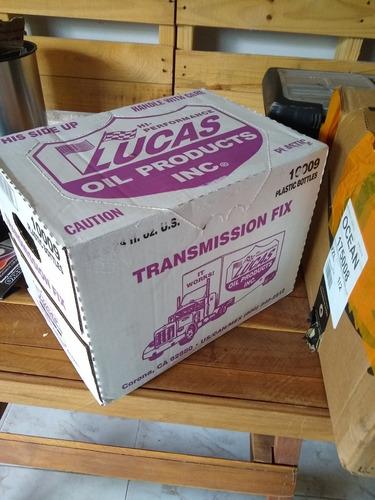 aceite aditivo reparador caja automatica (made usa) sellado
