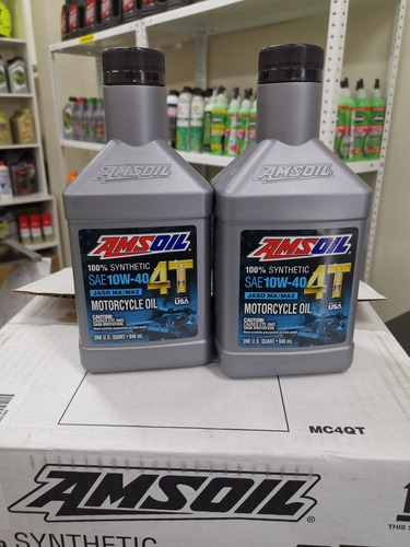 aceite amsoil performance 10/40