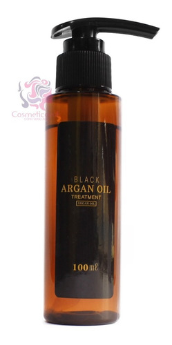 aceite argan 100ml natural, cabello koreano