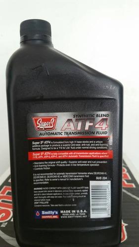 aceite atf+4 atf 4 super s  tienda en delicias