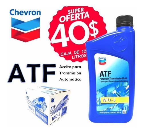 aceite atf dexron 3 transmisión automática. tienda física