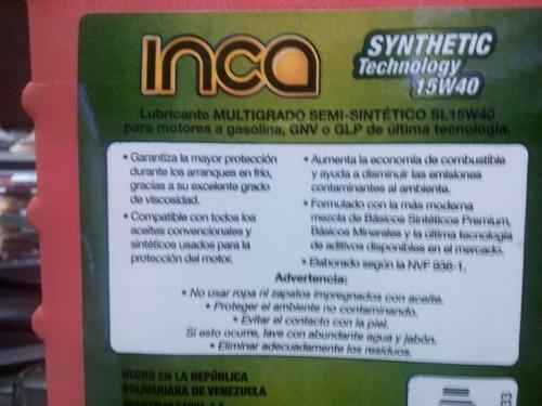 aceite automotor 20w50 semisintetic-precio negociable