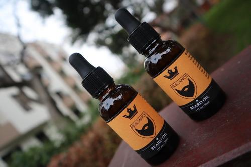 aceite barba facial natural crecer cabello 100% garantizado