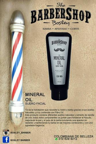 aceite barbershop hidratar