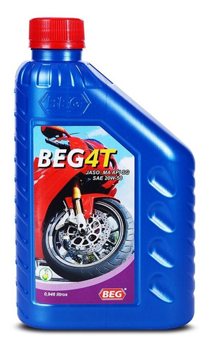 aceite beg 4t 1/4