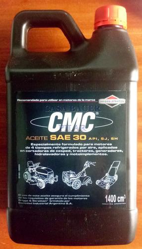 aceite briggs stratton corta cesped todos los modelos 1400cc