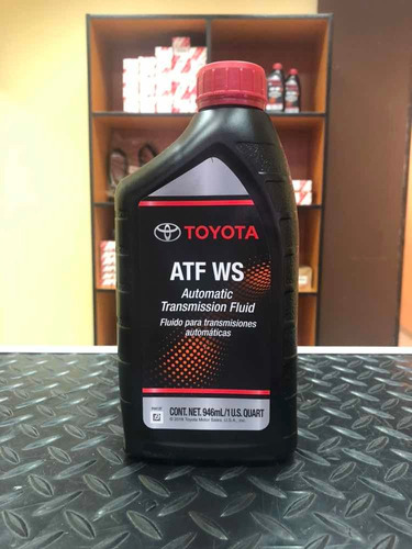 aceite  caja automatica 4runner fortuner camry v6 corolla 09