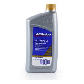 Aceite Caja Automatica Acdelco Dexron Vi Tracker Cruze