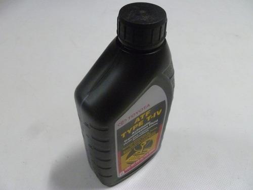 aceite caja automatica atf t4 original toyota corolla yaris