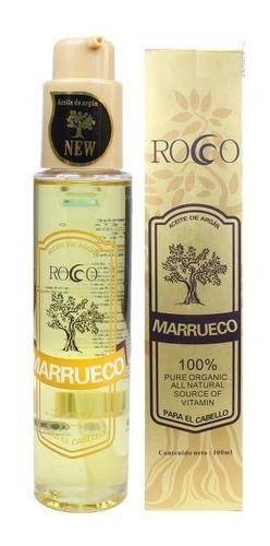 aceite capilar argan rocco 100 ml