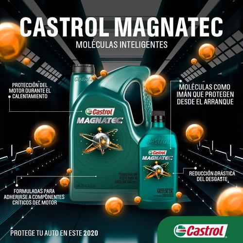 aceite castrol magnatec stop start 5w30 a5 4 litros