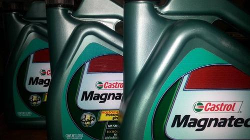 aceite castrol semisintetico 15w40 galon 3.785 lts / 15mil