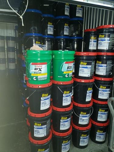 aceite chevron delo 400 sae-40 cubeta (pail)