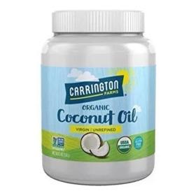 Aceite Coco 100% Organico  Extra Virgen Prensado Frio