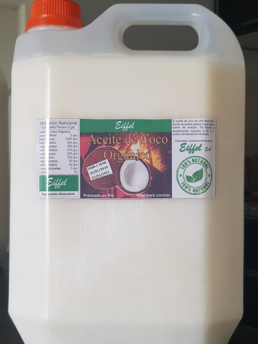 aceite coco neutro comestible, 20 litros oferta especial!!!