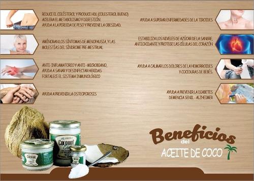 aceite coco organico coconut ecuador, entrega incluida quito