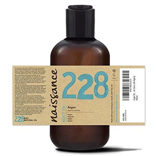 aceite de argán naissance, 8.5 fl. onz. 100% puro, todo el