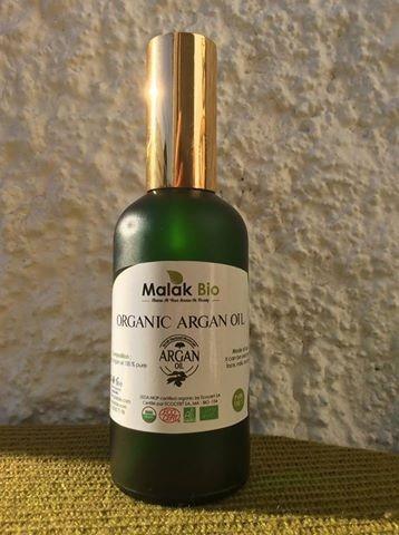 aceite de argan organico 100% puro, presado en frio 100ml