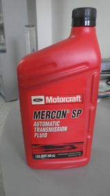 Aceite De Caja Automatica Motorcraft Sp Mercon Vi 6