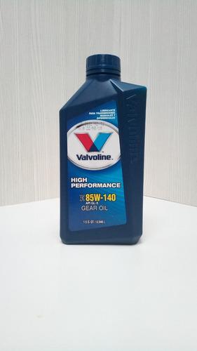 aceite de caja para transmision valvoline 85w-140 1litro