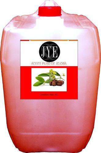 aceite de carnitina jye  puro a granel 20 litros c1