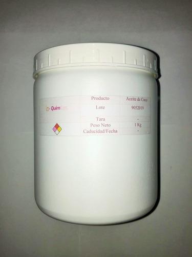 aceite de coco / 1 kg