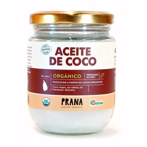 aceite de coco 200g prana