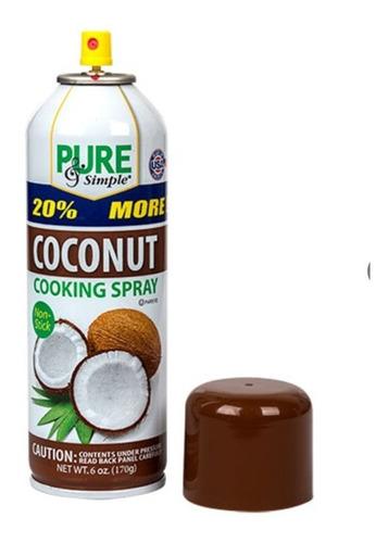 aceite de coco en spray!!