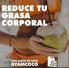 aceite de coco extra virgen organico