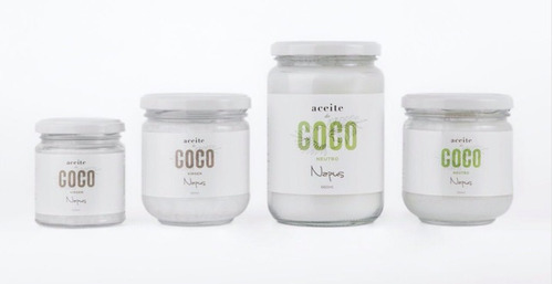 aceite de coco napus neutro promo 2 x 660 - neutro/refinado