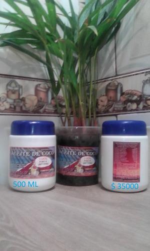 aceite de coco-prensadoen frio-productor