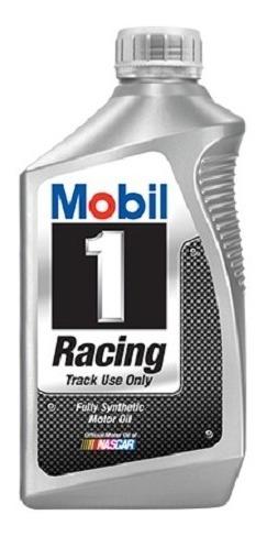 aceite de competicion mobil1 0w50