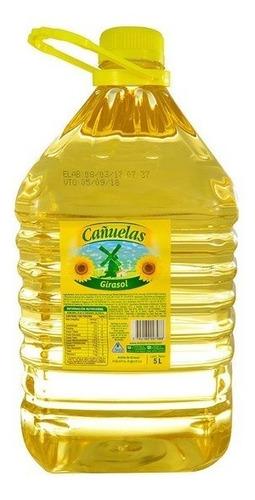 aceite de girasol cañuelas 5 lts