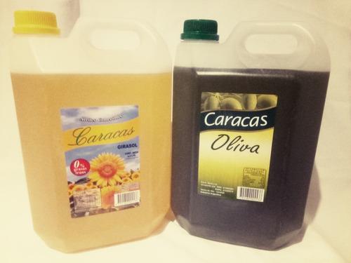 aceite de girasol caracas 4 lt