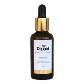 Aceite De Jojoba Organico 100% Puro Prensado En Frio 30 Ml