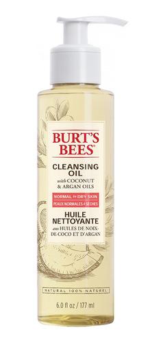 aceite de limpieza facial burt's bees 177ml