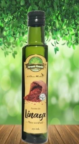 aceite de linaza 250 ml green medical