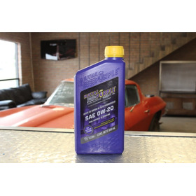 Aceite De Motor - Royal Purple 0w-20