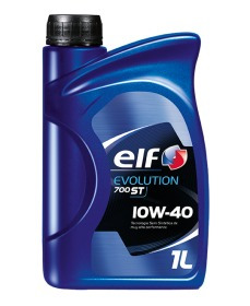 aceite de motor elf evolution 700 st 10w-40 1l.