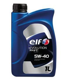 aceite de motor elf evolution 900 ft 5w-40 1l.