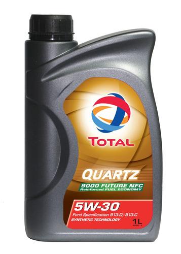 aceite de motor total quartz 9000 future nfc 5w-30 1l.